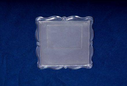 Квадрат багет          68х68 поліграфія 57х57 мм.  1000штуп