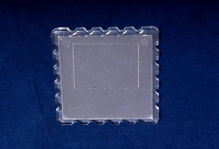 Квадрат марка         66х66 поліграфія 57х57 мм. 1000штуп